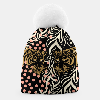 Wild Animal Gorro miniature