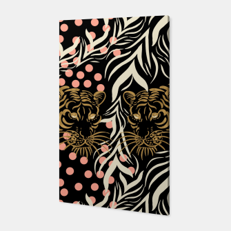 Wild Animal Canvas miniature