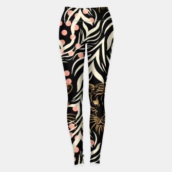 Miniatur Wild Animal Leggings, Live Heroes