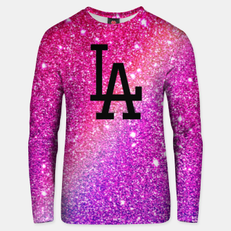 Thumbnail image of Los Angeles  Unisex sweater, Live Heroes
