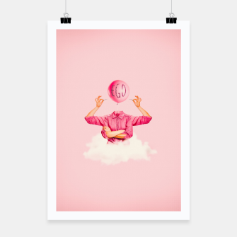 Thumbnail image of Ego Poster, Live Heroes