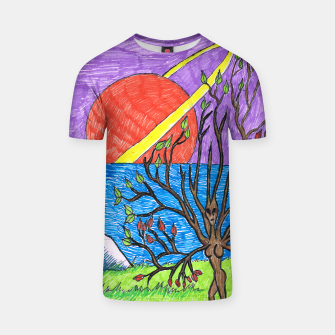 Thumbnail image of My dreamscape t shirt, Live Heroes