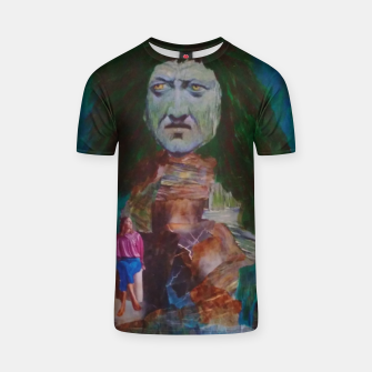 Thumbnail image of monstru T-shirt, Live Heroes