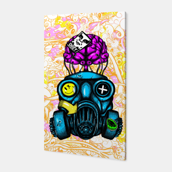 Gas Mask Canvas thumbnail image