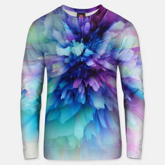 Miniatur Abstract Flowers Unisex pull, Live Heroes