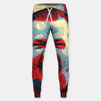 Thumbnail image of Conor Mcgregor Artwork Sweatpants, Live Heroes