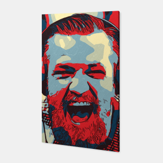 Thumbnail image of Conor Mcgregor Artwork Canvas, Live Heroes