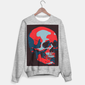 Thumbnail image of Skull Artwork Sweater regular, Live Heroes