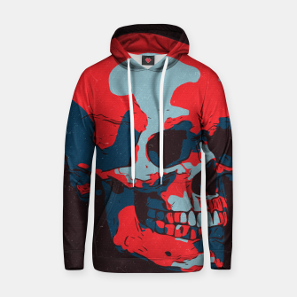 Thumbnail image of Skull Artwork Hoodie, Live Heroes