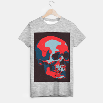 Thumbnail image of Skull Artwork T-shirt regular, Live Heroes