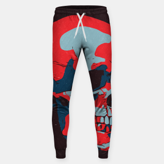 Thumbnail image of Skull Artwork Sweatpants, Live Heroes