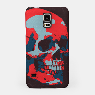 Thumbnail image of Skull Artwork Samsung Case, Live Heroes