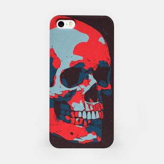 Imagen en miniatura de Skull Artwork iPhone Case, Live Heroes