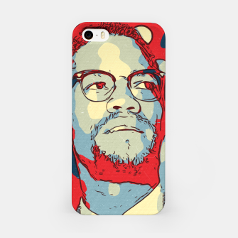 Thumbnail image of Malcolm X Artwork iPhone Case, Live Heroes