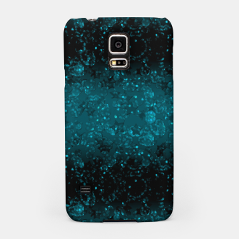Thumbnail image of blue sequins, sequins, glitter Samsung Case, Live Heroes