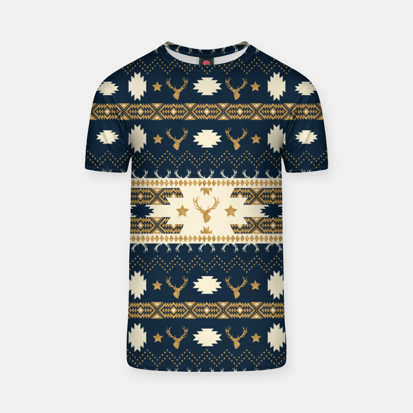 Image of Tribal Bohemian Winter Camiseta - Live Heroes