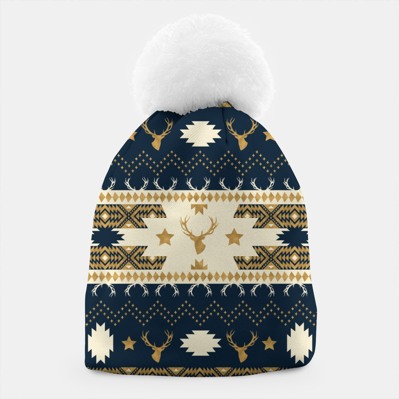 Image of Tribal Bohemian Winter Gorro - Live Heroes