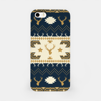 Miniatur Tribal Bohemian Winter Carcasa por Iphone, Live Heroes