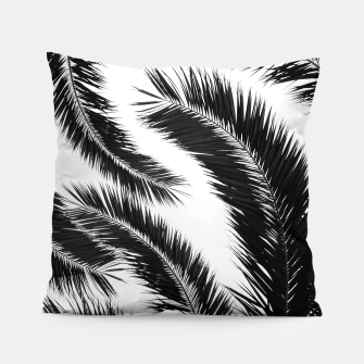 Miniatur Bohemian Palms Jungle Pattern #1 #tropical #decor #art Kissen, Live Heroes