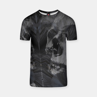 Thumbnail image of Skull & Ghost 2 T-shirt, Live Heroes