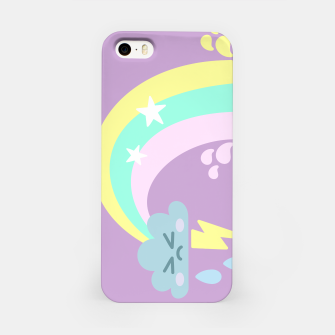 Imagen en miniatura de Thundercloud the Tempest iPhone Case, Live Heroes