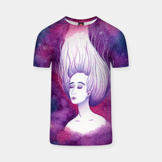 Thumbnail image of Stardust Unisex T-shirt, Live Heroes