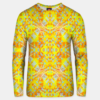 Miniaturka Vivid Warm Ornate Pattern Unisex sweater, Live Heroes
