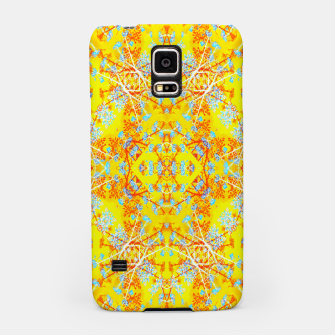 Vivid Warm Ornate Pattern Samsung Case Bild der Miniatur
