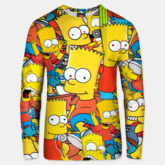 Thumbnail image of Bart Club Sweater, Live Heroes