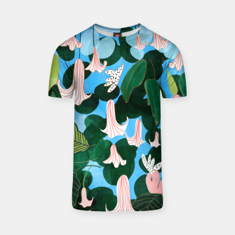 Mood Flowers T-shirt thumbnail image