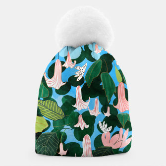 Thumbnail image of Mood Flowers Beanie, Live Heroes