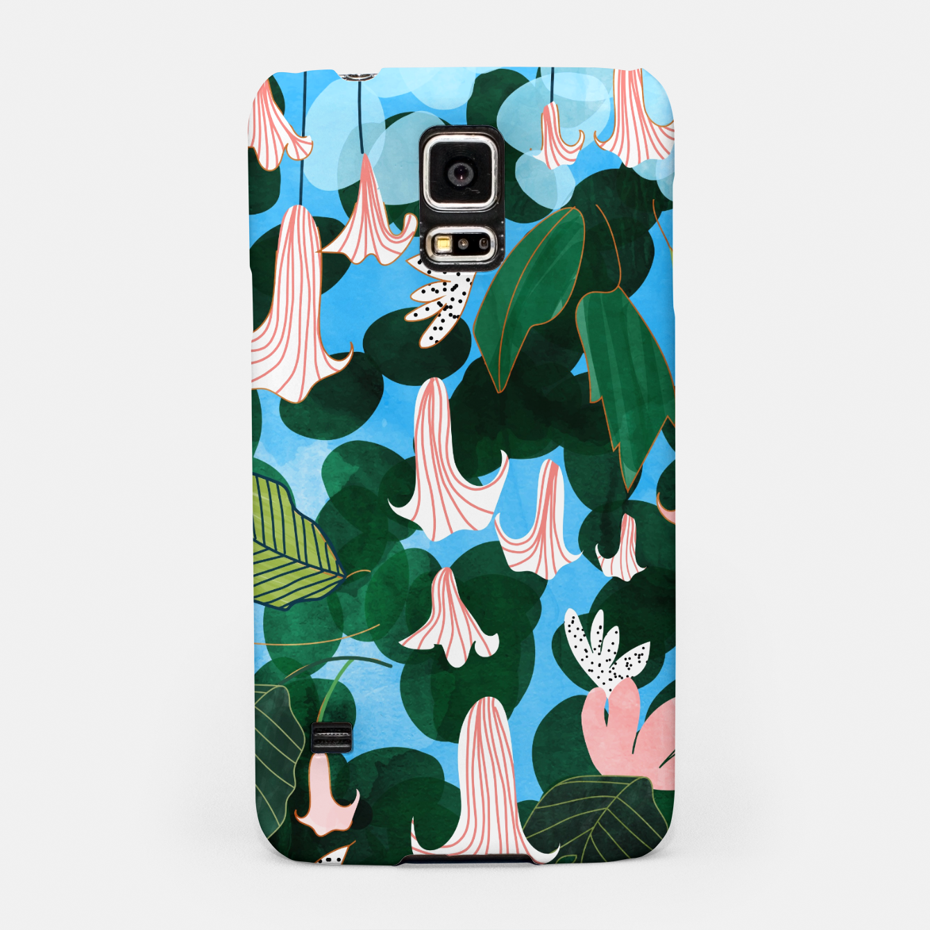 Image of Mood Flowers Samsung Case - Live Heroes