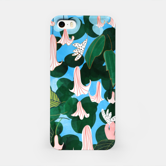 Thumbnail image of Mood Flowers iPhone Case, Live Heroes