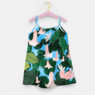 Thumbnail image of Mood Flowers Girl's dress, Live Heroes