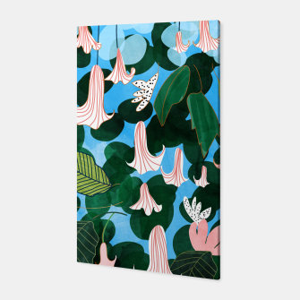 Thumbnail image of Mood Flowers Canvas, Live Heroes