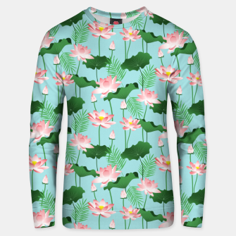 Lotus Love II Unisex sweater thumbnail image