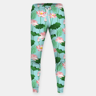 Thumbnail image of Lotus Love II Sweatpants, Live Heroes