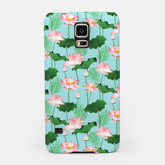 Thumbnail image of Lotus Love II Samsung Case, Live Heroes