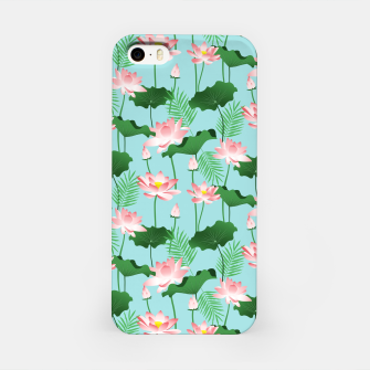 Lotus Love II iPhone Case thumbnail image