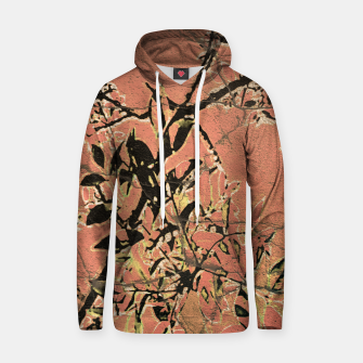Miniaturka Floral Grungy Style Artwork  Hoodie, Live Heroes
