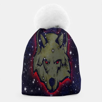Thumbnail image of Wild wolf Gorro, Live Heroes