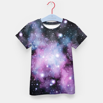 Miniaturka Unicorn Galaxy Nebula Dream #2 #decor #art  T-Shirt für kinder, Live Heroes