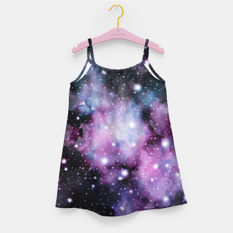 Miniaturka Unicorn Galaxy Nebula Dream #2 #decor #art  Mädchenkleid, Live Heroes