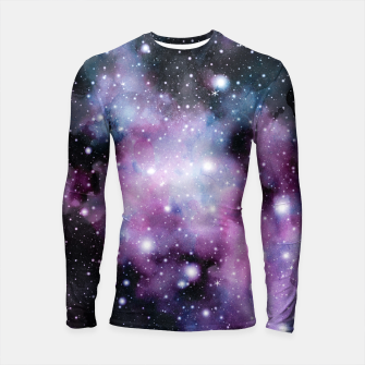 Miniaturka Unicorn Galaxy Nebula Dream #2 #decor #art  Longsleeve rashguard, Live Heroes