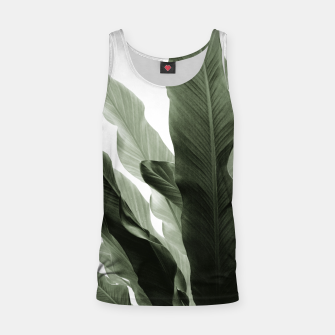 Miniaturka Banana Leaves Jungle #7 #tropical #decor #art Muskelshirt , Live Heroes