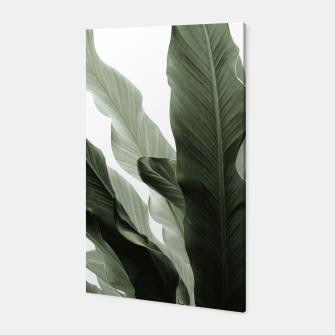 Imagen en miniatura de Banana Leaves Jungle #7 #tropical #decor #art Canvas, Live Heroes