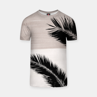 Miniature de image de Palms Abstract - Naturelle #1 #minimal #wall #decor #art T-Shirt, Live Heroes