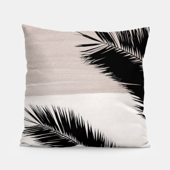 Miniature de image de Palms Abstract - Naturelle #1 #minimal #wall #decor #art Kissen, Live Heroes