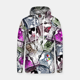 Thumbnail image of Millions Hoodie, Live Heroes