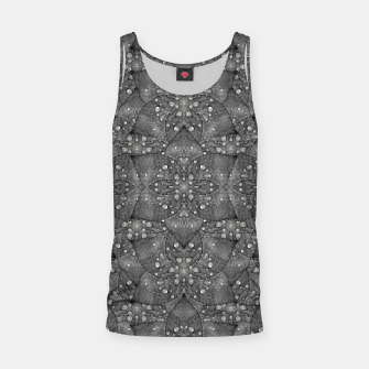Miniaturka Modern Fancy Nature Collage Pattern Tank Top, Live Heroes